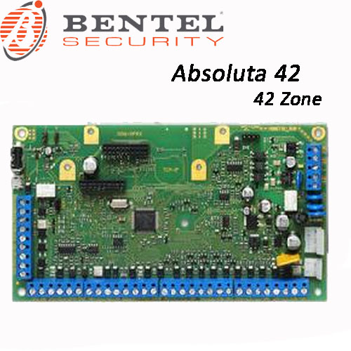 Centrale d 39 allarme 42 zone absoluta bentel abs42 for Bentel absoluta 42 prezzo