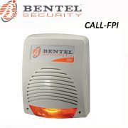 Sirena Bentel Security CALL-FPI