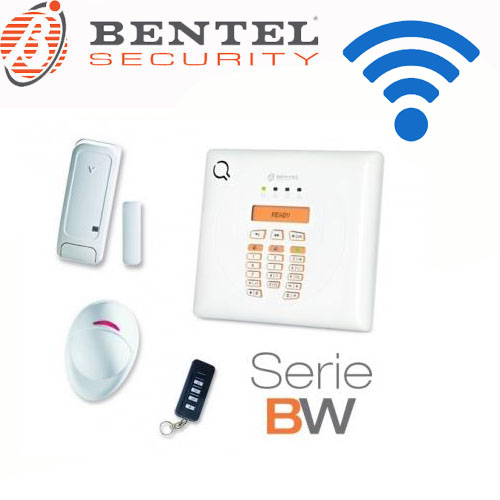 Kit allarme Bentel Security BW30-K