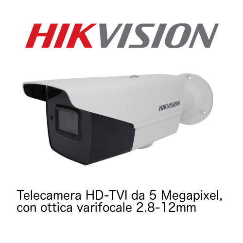 HIKVISION DS-2CE16H1T- IT3ZE