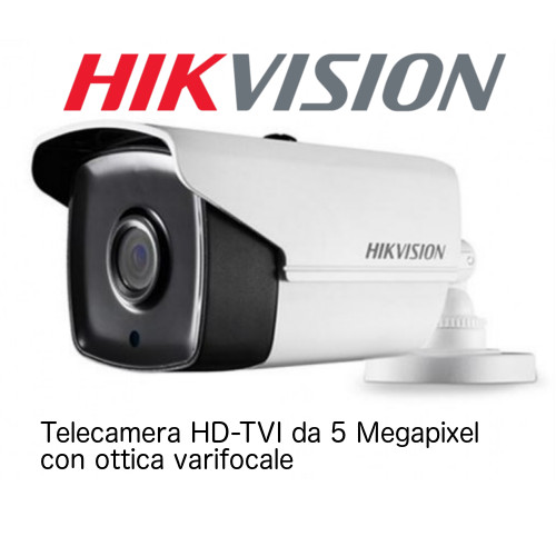 HIKVISION DS-2CE16H5T- IT3ZE